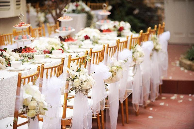 Siêu ấn tượng với 5 phong cách trang trí tiệc cưới phổ biến nhất hiện nay