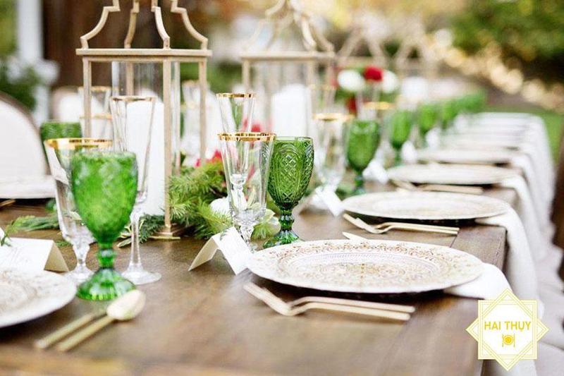 Trải nghiệm dịch vụ đặt tiệc cưới chuyên nghiệp tại Hai Thụy Catering